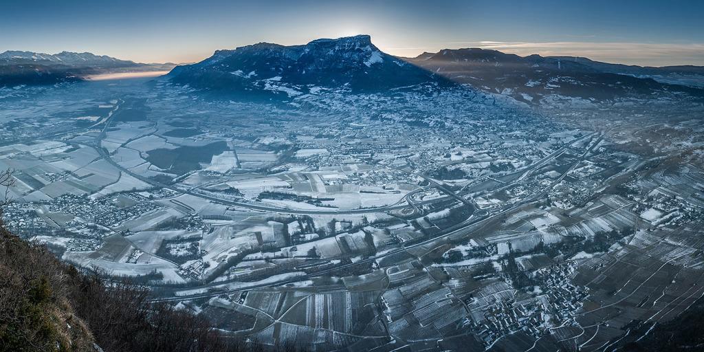 40. Mont Granier et Combe de Savoie - Savoie