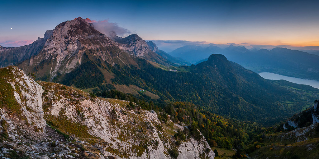 39. La Tournette - Bornes - Haute Savoie