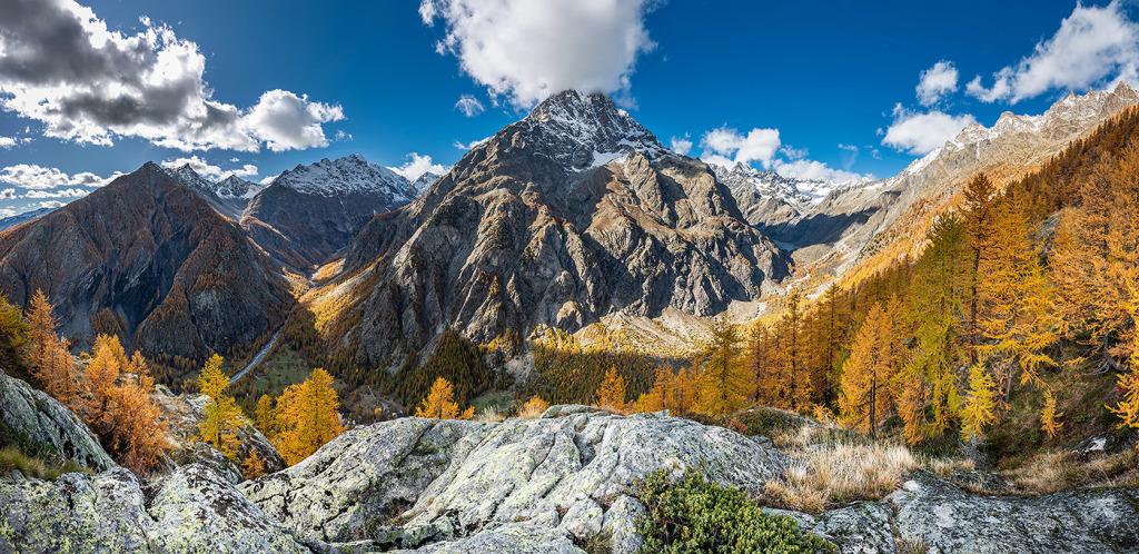 36. Mont Pelvoux - Ecrins - Hautes Alpes