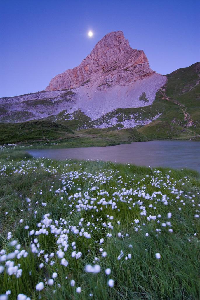 32. Lac de Peyre et Pte Blanche - Bornes - Haute Savoie