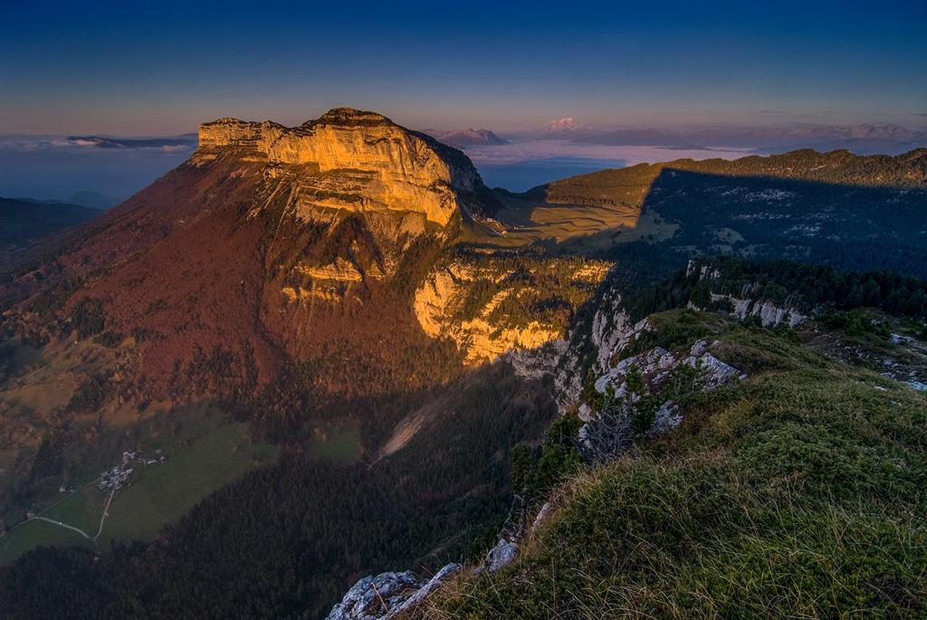 30. Le Mont Granier et la faille de l'Alpette - Chartreuse - Savoie