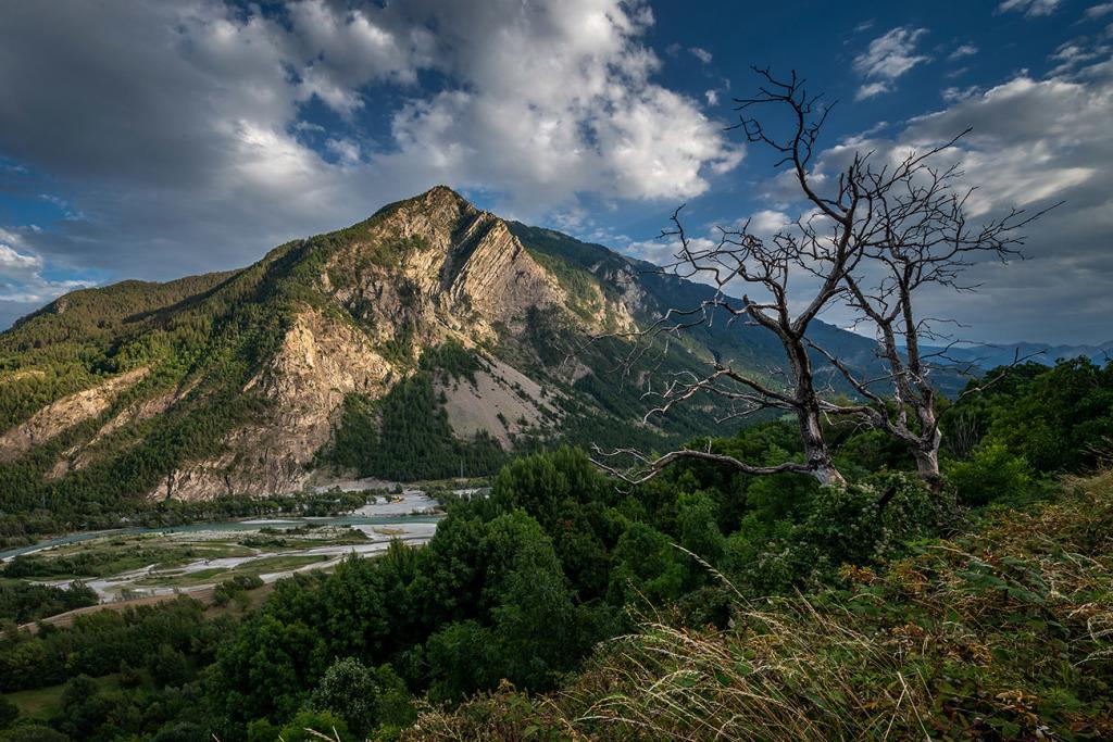 19. Pli de St Clément - Briançonnais - Hautes Alpes