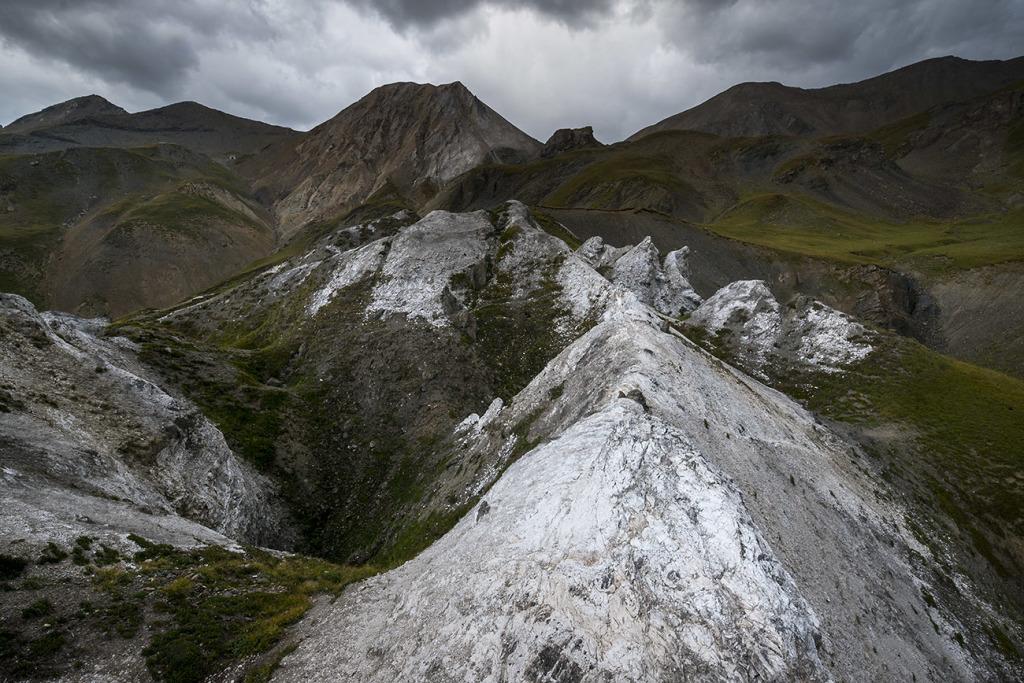 16. Gypsières du Galibier - Maurienne - Savoie