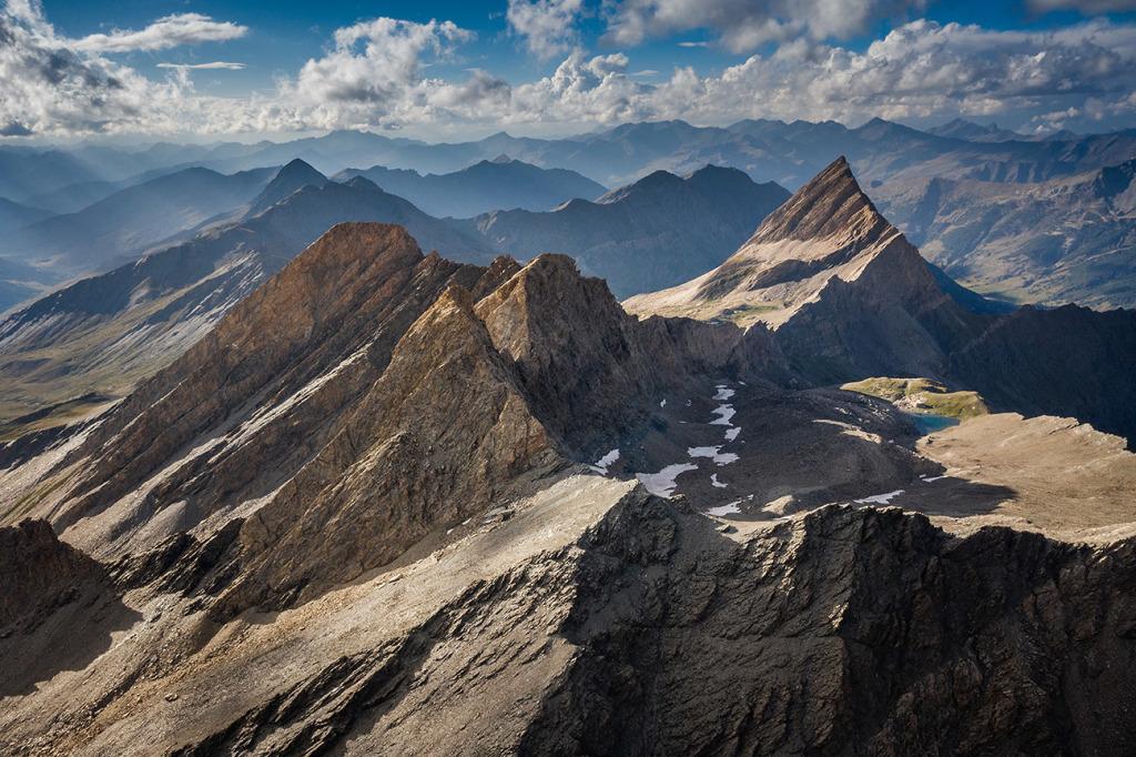14. Pics d'Asti, du Pain de Sucre et de la Taillante - Queyras - Hautes Alpes
