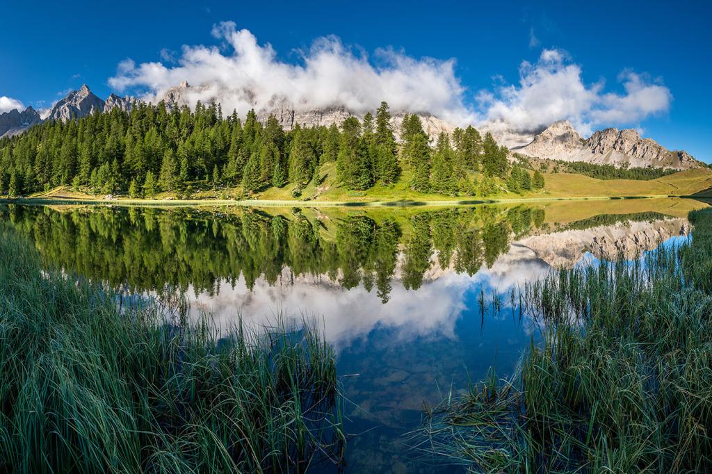 8. Lac Miroir - Queyras - Hautes Alpes