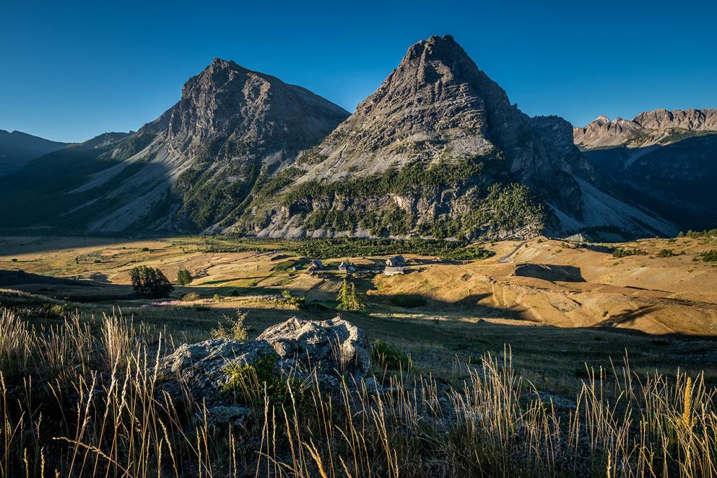 6. Le Lasseron - Briançonnais - Hautes Alpes