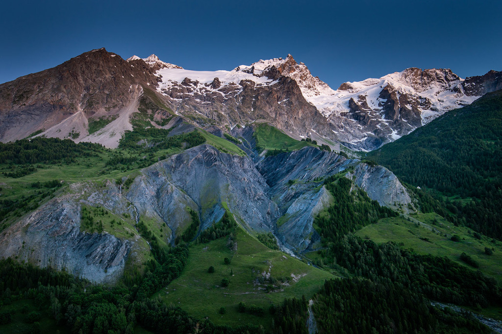 5. La Reine Meije - Oisans - Hautes Alpes