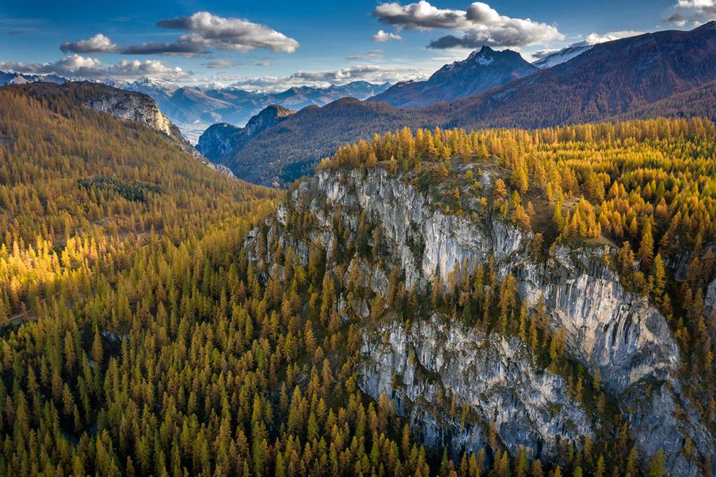 4. Rochers de Pousterle - Briançonnais - Hautes Alpes